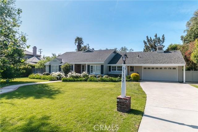 17152 Sunburst Street, Sherwood Forest, CA 91325