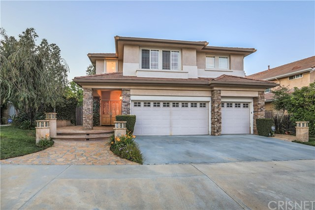 20209 Wynfreed Lane, Porter Ranch, CA 91326