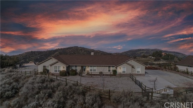 22081 Cody Court, Bear Valley Springs, CA 93561
