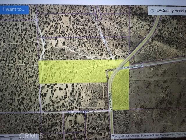 0 Vac/Longview Rd/Vic 126 Ste, Pearblossom, CA 93553