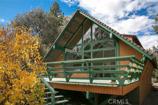 2305 Maplewood Way, Pine Mtn Club, CA 93222