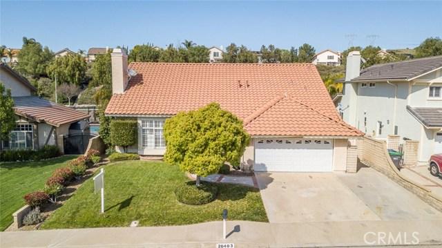 20403 Jay Carroll Drive, Saugus, CA 91350