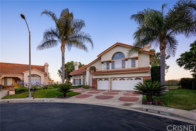 11801 Turtle Springs Lane, Porter Ranch, CA 91326