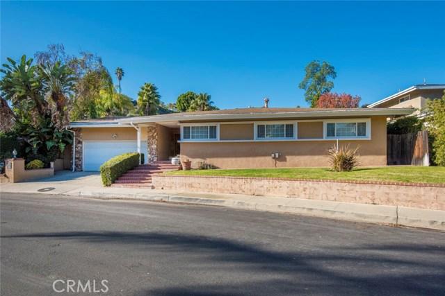16137 Meadowcrest Road, Sherman Oaks, CA 91403