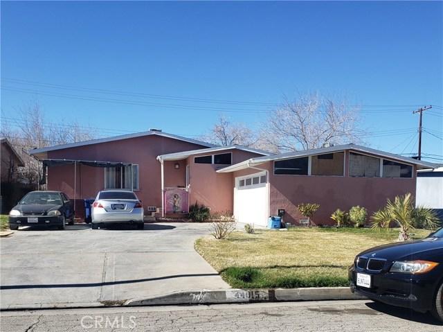 44015 Heaton Avenue, Lancaster, CA 93534