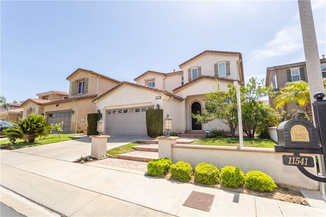 11541 Sassari Lane, Porter Ranch, CA 91326