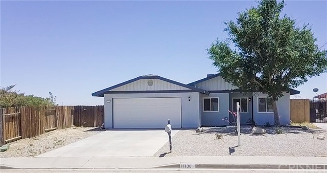 11136 Rome Beauty Drive, California City, CA 93505