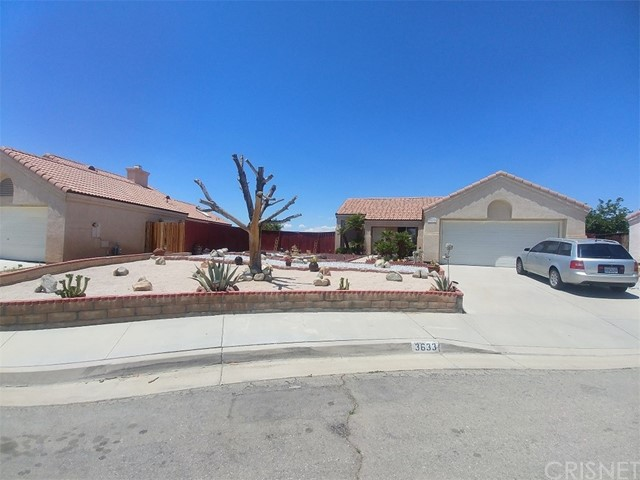 3633 Capri Court, Rosamond, CA 93560