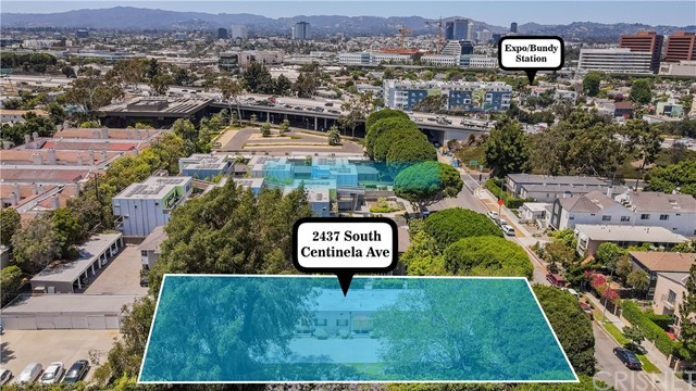Opportunity knocks!!! Developers' & Investors' dream. Do not miss your chance to own a one-of-a-kind property in one of SoCal's most desirable cities, Santa Monica. This unique lot is 17,830 Sqft (very hard to come by) and is located within a 1-mile radius of the Expo line (the metro system that connects Santa Monica to Downtown L.A/USC) which places it in a TOC Tier 1 zone. Conveniently located close to amazing renowned restaurants, shops, nightlife, and much more. Location is prime and equidistant to Westwood, Brentwood, Century City. Also located within proximity to UCLA, SMC, St. Johns Medical Center, Google/Amazon offices.