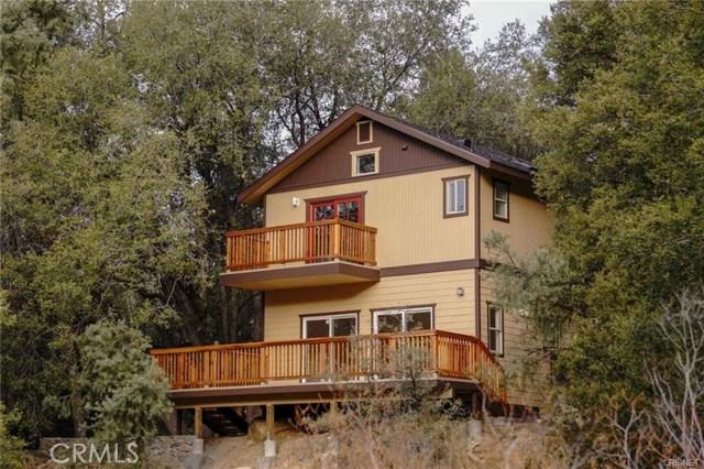 2301 Woodland Drive, Pine Mtn Club, CA 93222