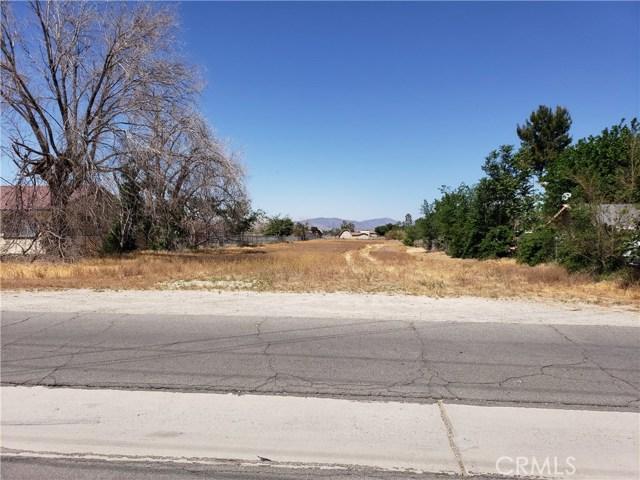 0 Vac/85th E/Vic Avenue T, Littlerock, CA 93543