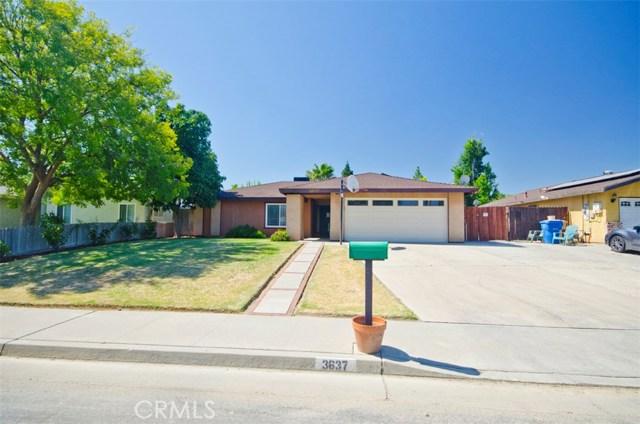 3637 Eisenhower Avenue, Bakersfield, CA 93309