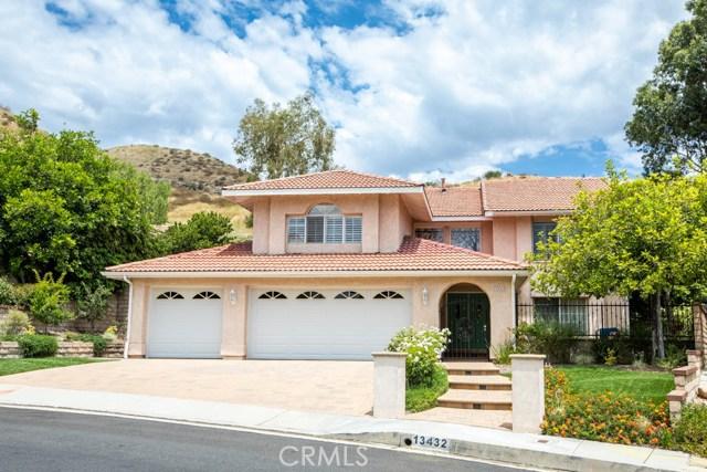 13432 Mission Tierra Way, Granada Hills, CA 91344