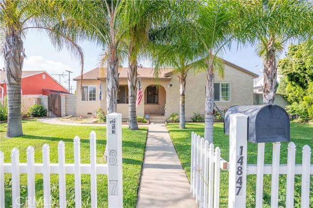 14847 Lassen Street, Mission Hills (San Fernando), CA 91345