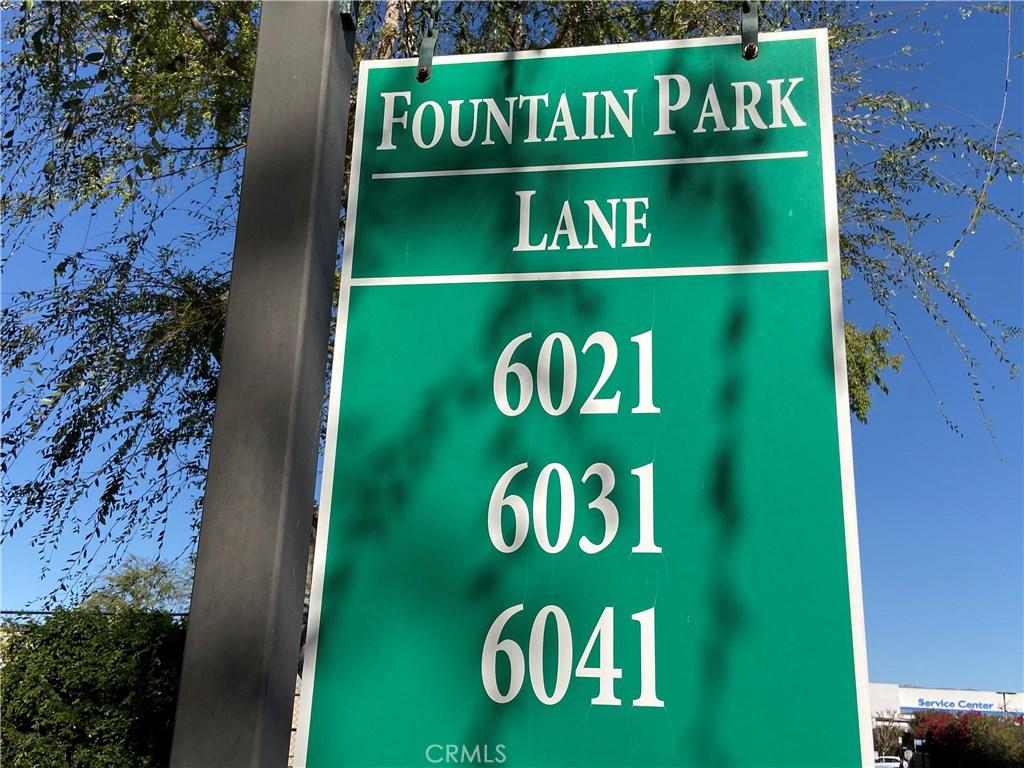 Photo of 6021 FOUNTAINPARK LANE #1, Woodland Hills, CA 91367