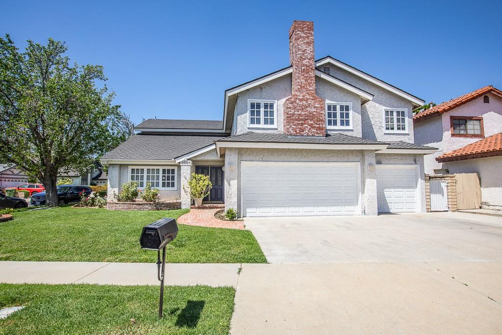 Photo of 8601 Blauvelt Place, Northridge, CA 91325