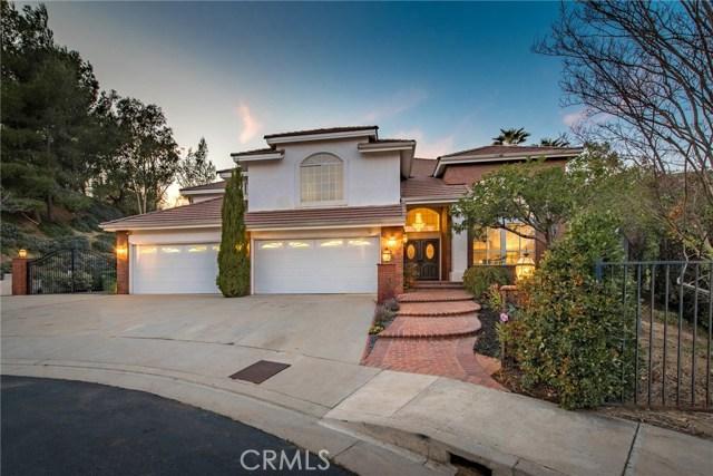 18037 Gauguin Lane, Granada Hills, CA 91344