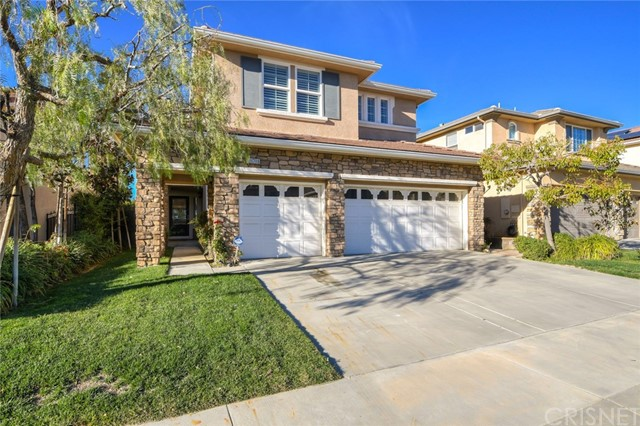 20701 Campania Lane, Porter Ranch, CA 91326