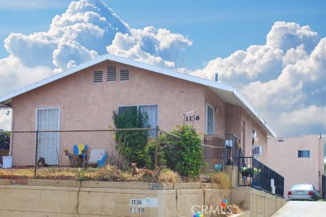 1136 S Evergreen Avenue, Los Angeles, CA 90023