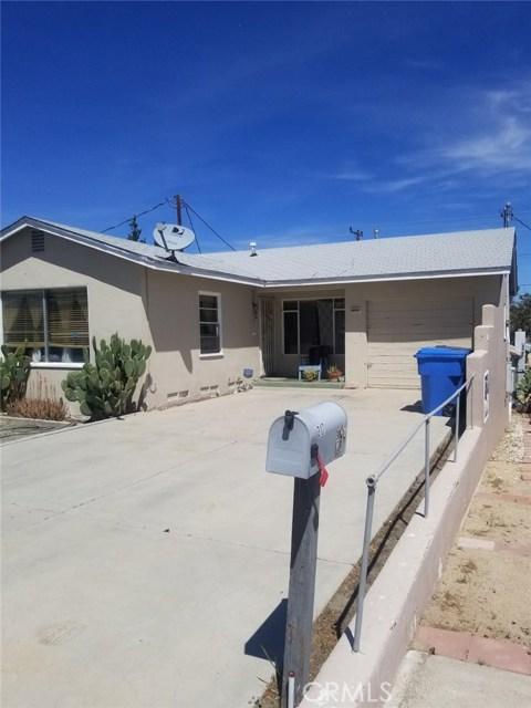317 E Fredricks Street, Barstow, CA 92311