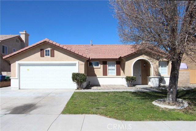 1325 W Avenue H6, Lancaster, CA 93534