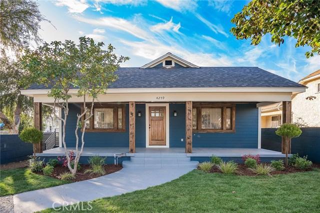 4259 Van Buren Place, Los Angeles, CA 90037