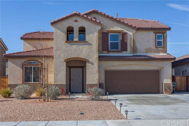 2529 Mammoth Mountain Way, Rosamond, CA 93560