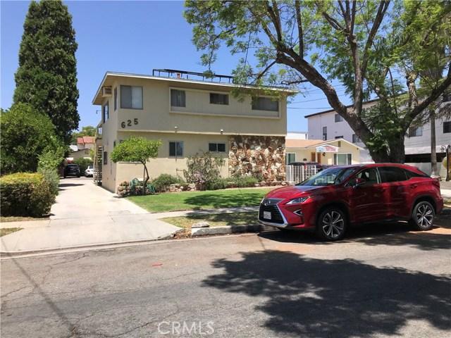 625 E Chestnut Street, Glendale, CA 91205