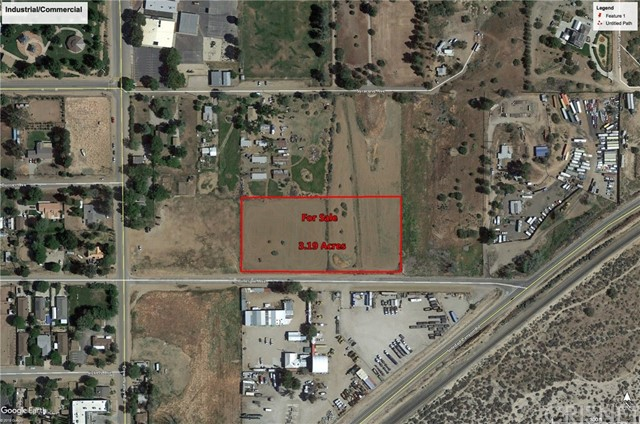 0 Gillespie Ave and Crown Valley Rd, Acton, CA 93510