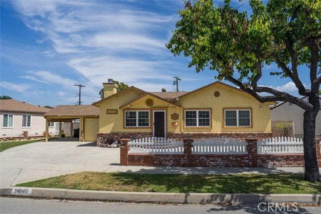 14640 Helwig Avenue, Norwalk, CA 90650