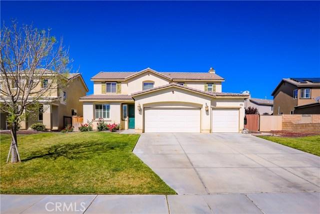 3317 Campbell Street, Rosamond, CA 93560