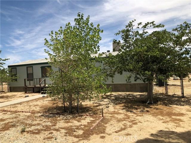9040 60th, Mojave, CA 93501