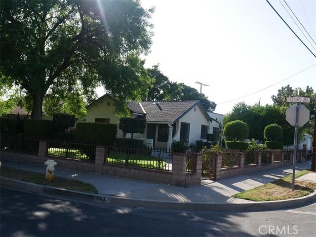 143 Harding Av, San Fernando, CA 91340 Photo