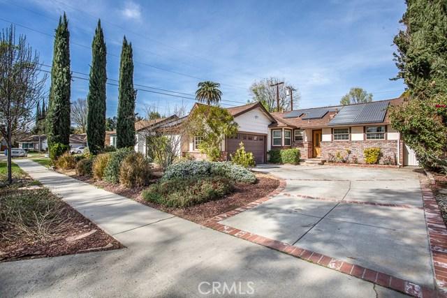 17409 Marlin Place, Lake Balboa, CA 91406