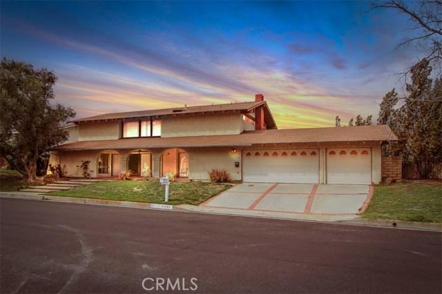 11767 Seminole Circle, Porter Ranch, CA 91326