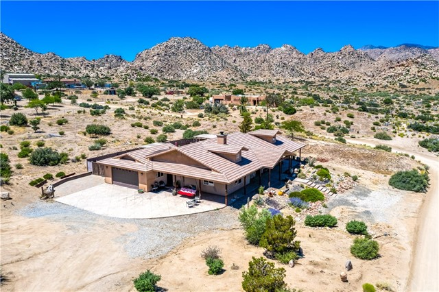 52965 Paloma Road, Pioneertown, CA 92268