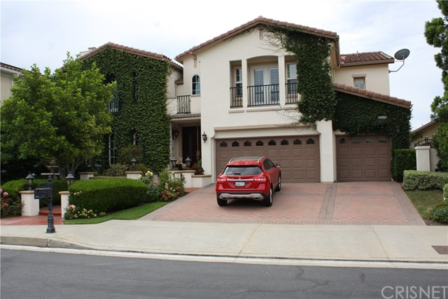20118 Via Cellini, Porter Ranch, CA 91326