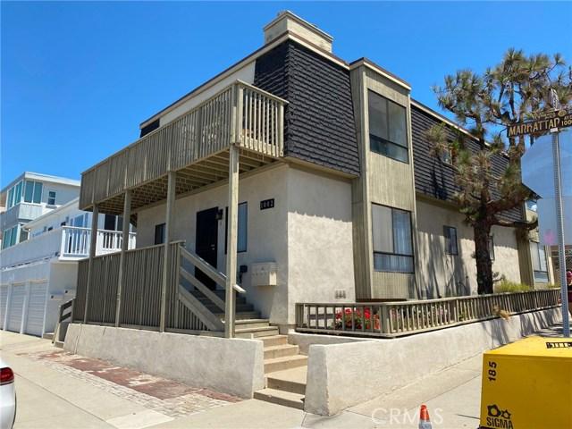 1002 Manhattan Avenue, Hermosa Beach, California 90254, ,For Sale,Manhattan,SR20157679