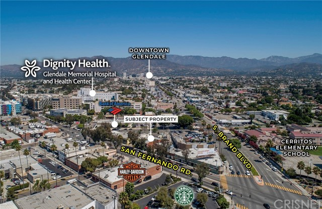 3720 San Fernando Road Glendale, CA 91204