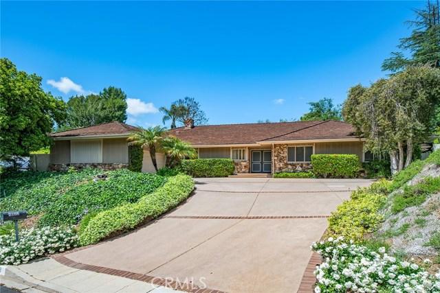 4072 Sapphire Drive, Encino, CA 91436