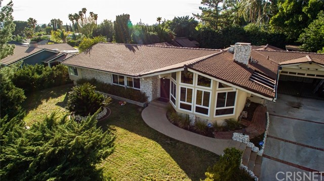 Photo of 16711 Knollwood Drive, Granada Hills, CA 91344