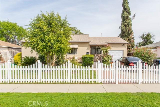 8026 Tilden Avenue, Panorama City, CA 91402