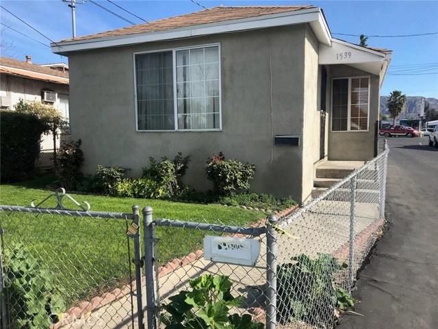 1539 Celis Street, San Fernando, CA 91340
