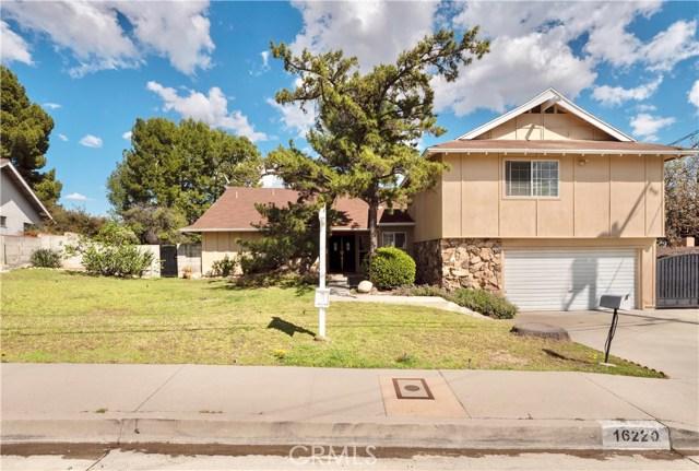 Photo of 16220 Keeler Drive, Granada Hills, CA 91344