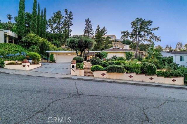 3643 Terrace View Drive, Encino, CA 91436