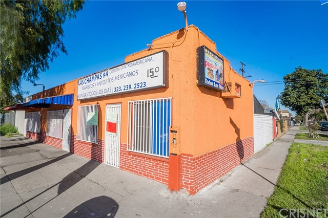 8122 Avalon Boulevard, Los Angeles, CA 90003