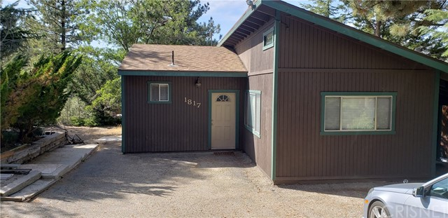 1817 Poplar Way, Pine Mtn Club, CA 93222