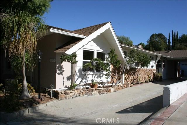21575 Mulholland Drive, Woodland Hills, CA 91364