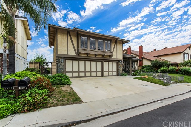 18340 Sandringham Court, Porter Ranch, CA 91326