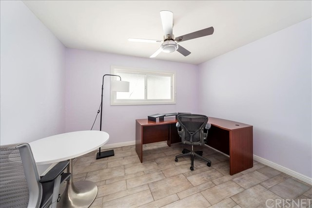 Mother in-law bedroom/office